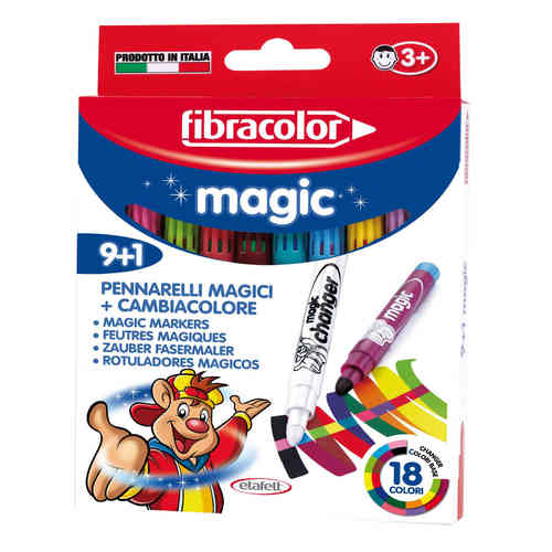 Fibracolor Magic Pens