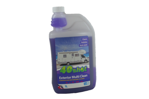 40 Shot Exterior Multi-Clean